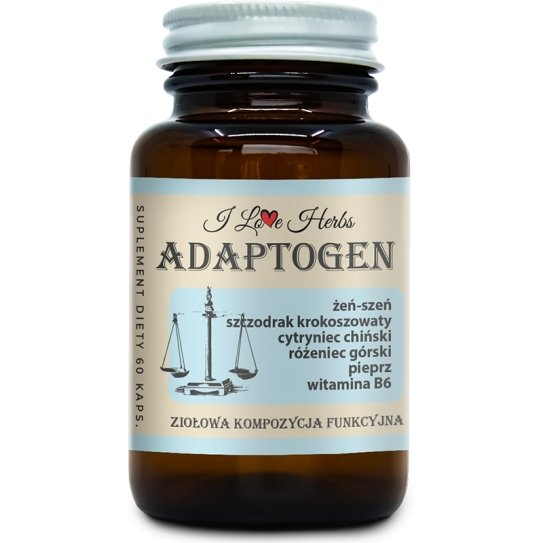 ADAPTOGEN - I LOVE HERBS