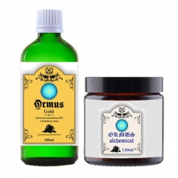 Zestaw ORME ORMUS ALCHEMICAL + Gold 100ml